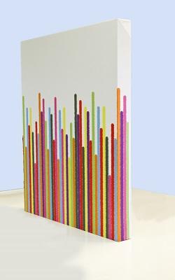 Vässabsorbent mönster stripes